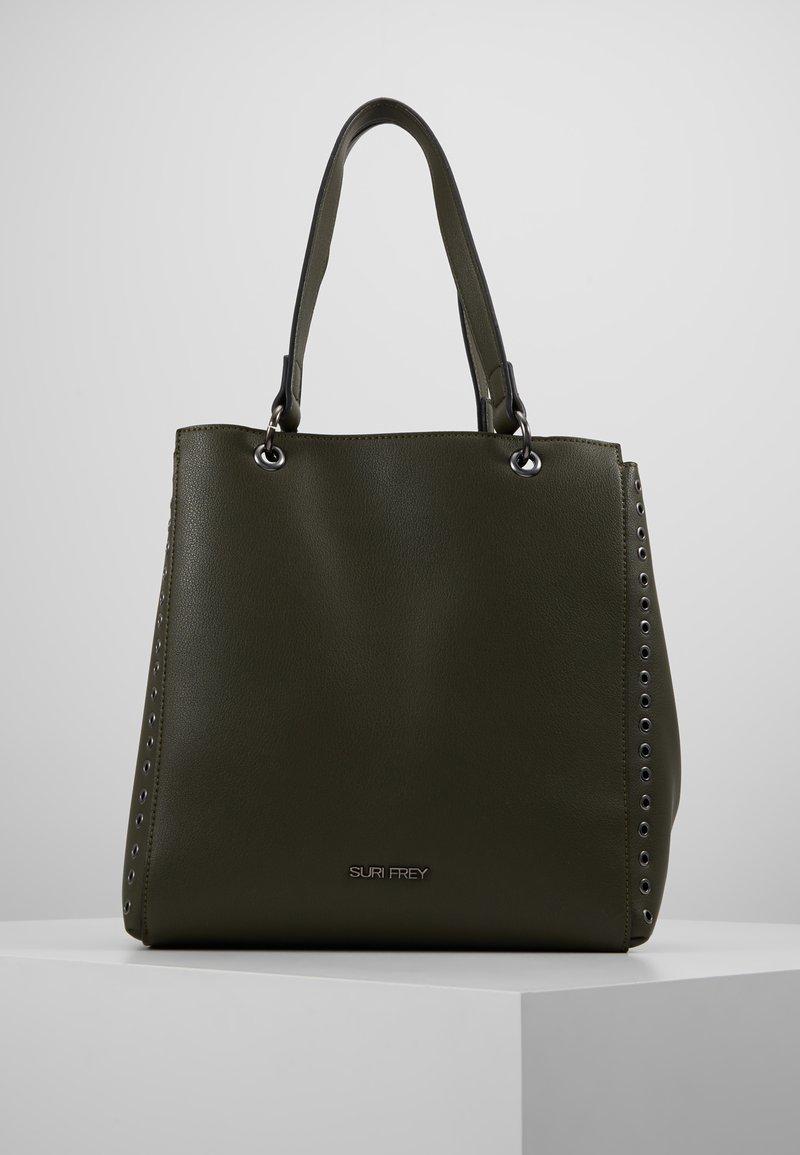 SURI FREY - KRISSY - Handväska - khaki