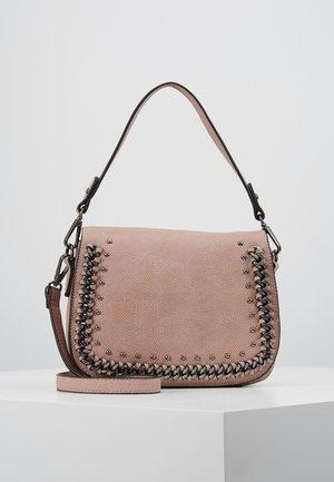 DORY - Handbag - oldrose
