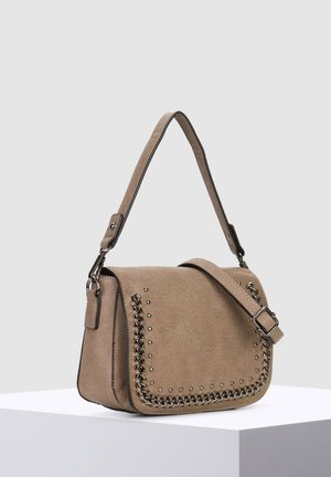 DORY - Handtasche - taupe