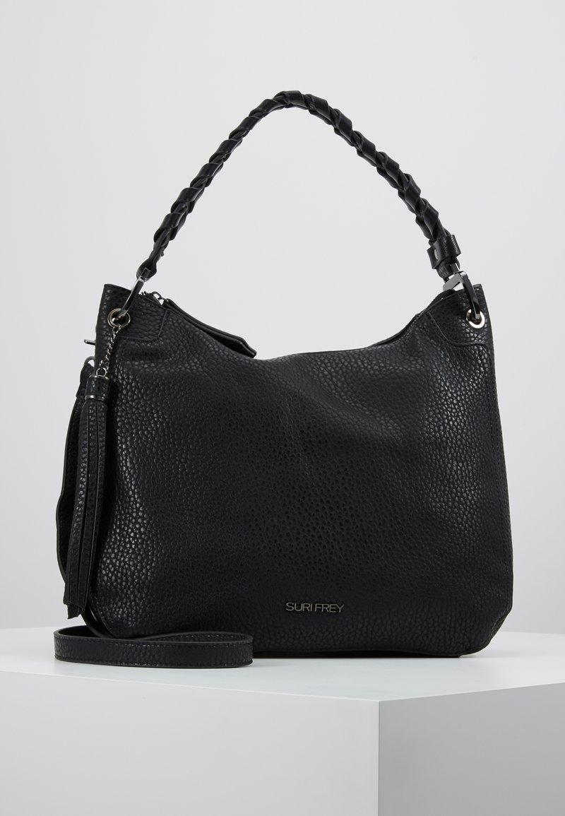 SURI FREY - PIGGY - Handväska - black