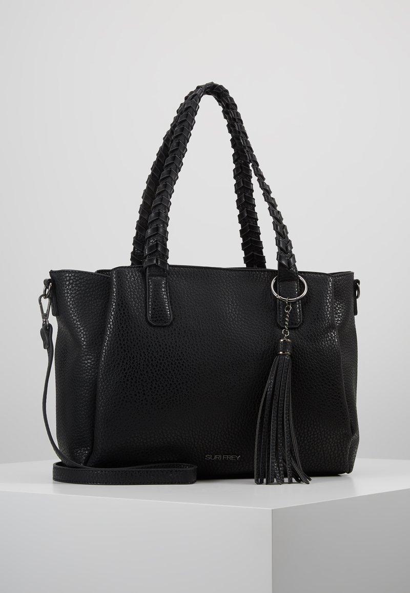 SURI FREY - PIGGY - Handtasche - black