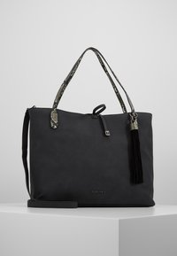 SURI FREY - CLAUDY - Shopping bag - black - 0