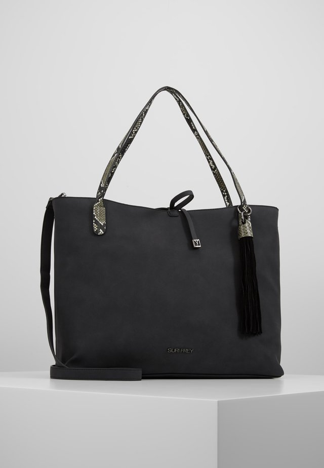 CLAUDY - Shopper - black