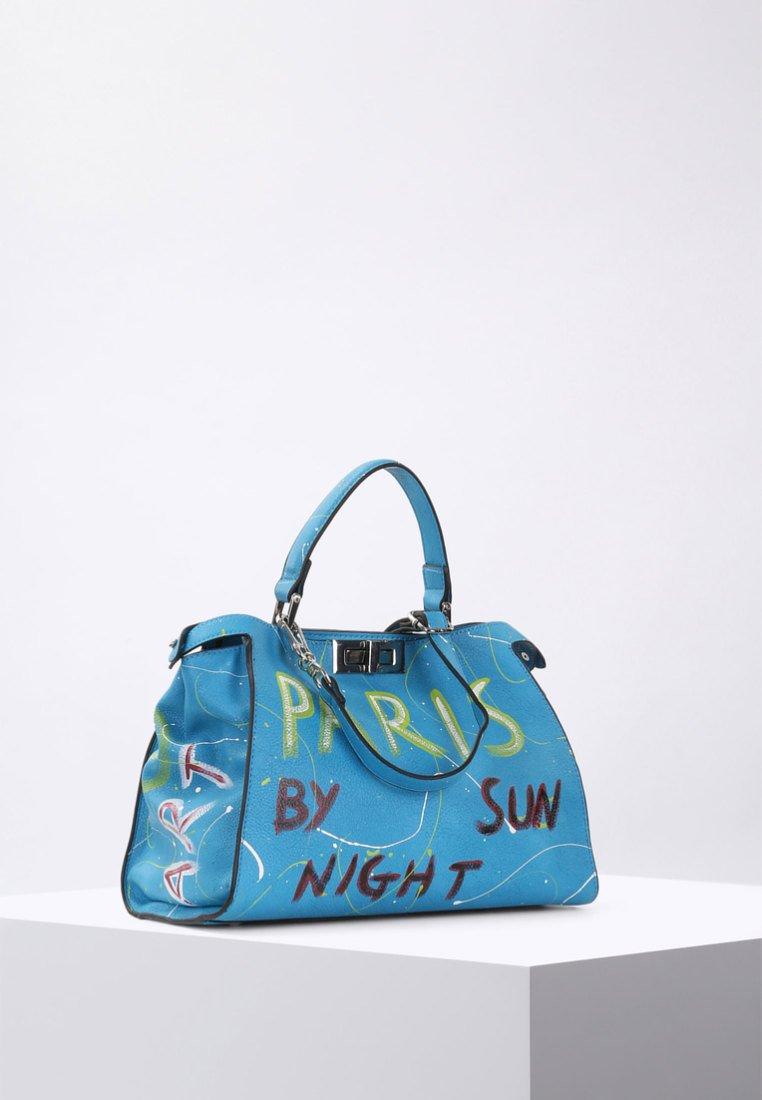 SURI FREY - JOY  - Handbag - turquoise