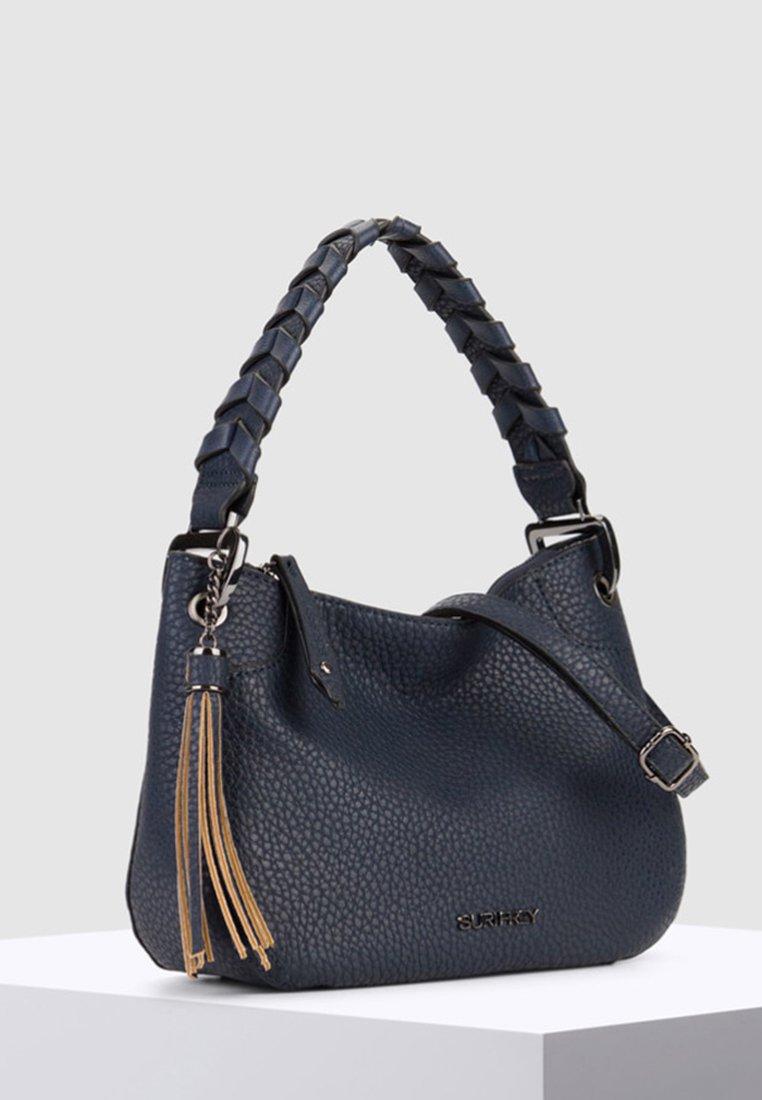 SURI FREY - PIGGY - Handtasche - blue