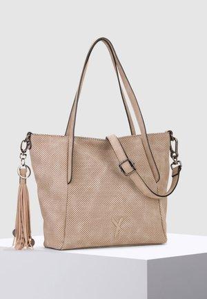 Handtasche - sand