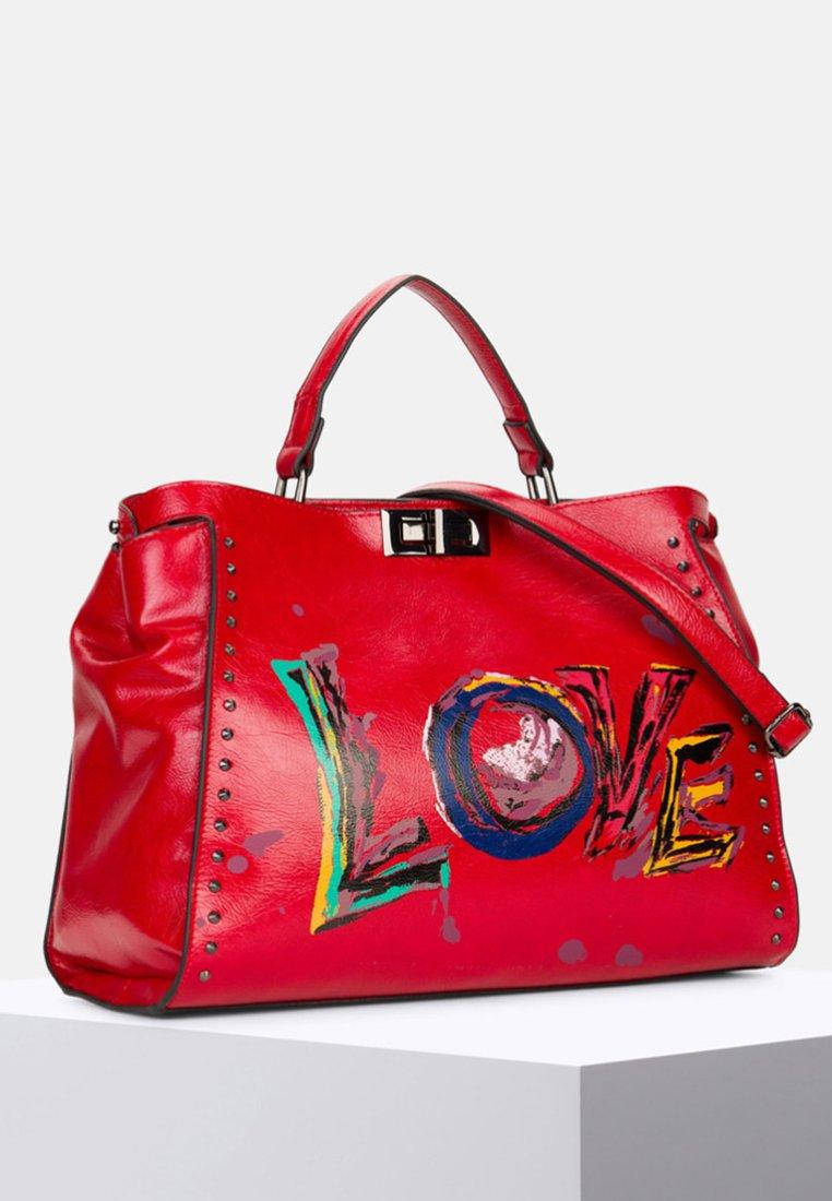SURI FREY - Handtasche - red
