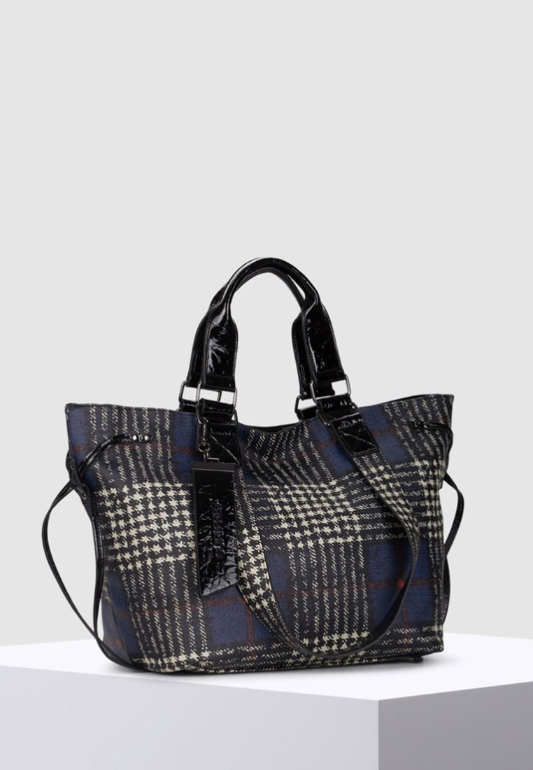 SURI FREY - GWENNY - Shopping Bag - blue