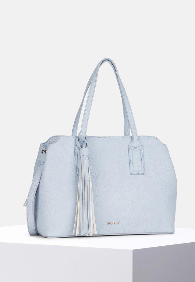 PATSY - Shopping Bag - light blue