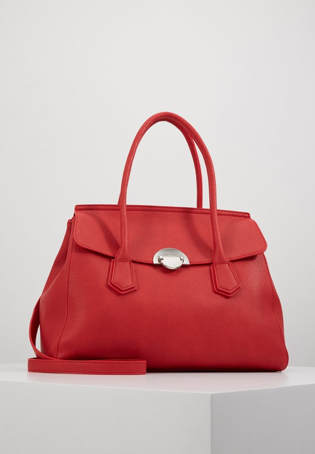 NAENCY - Handbag - red