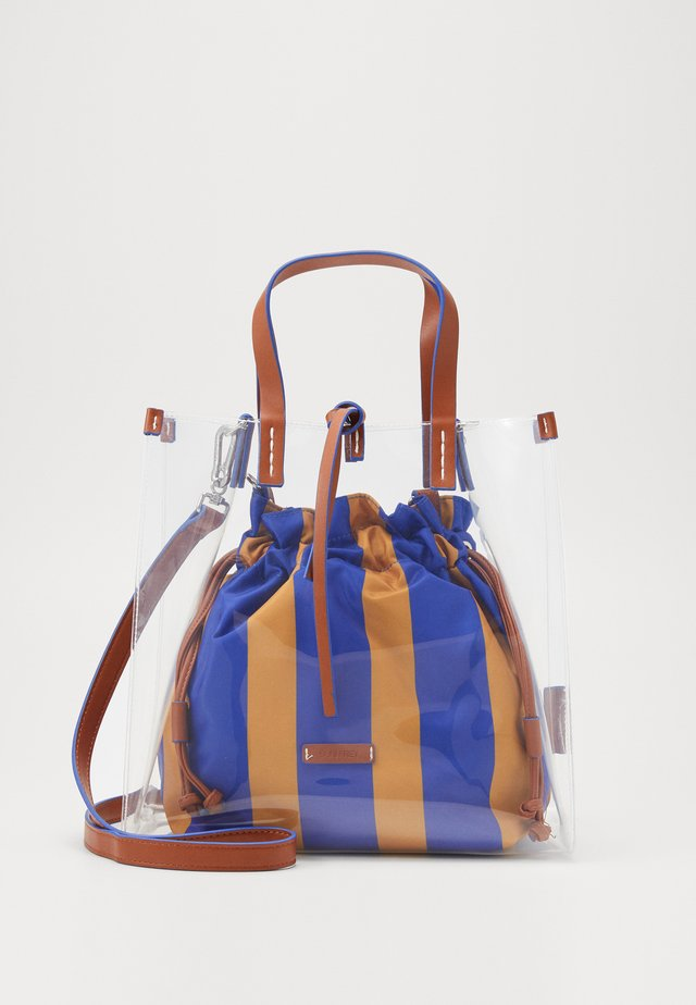 LABEL GRACY - Shopping bags - royal