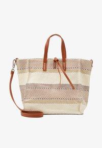 SURI FREY - LABEL GRACY - Shopping bag - sand - 1