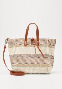 SURI FREY - LABEL GRACY - Shopping bag - sand - 0