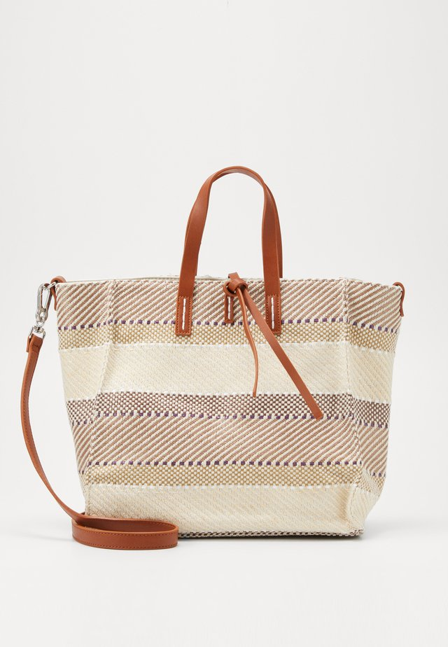 LABEL GRACY - Shopping bag - sand