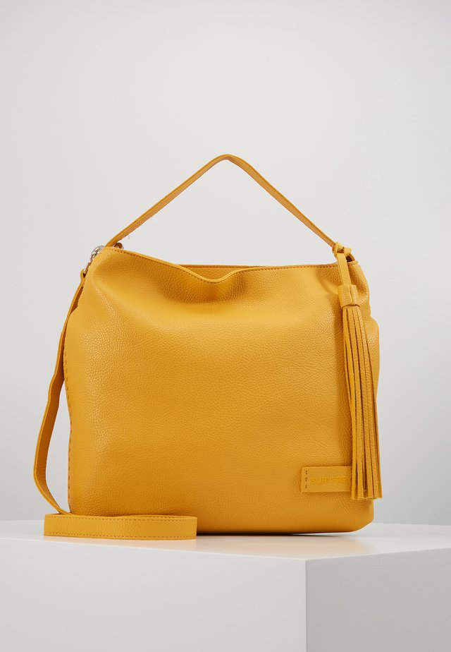 PENNY - Handbag - yellow