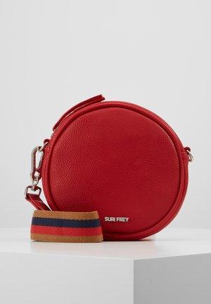 BESSY - Schoudertas - red