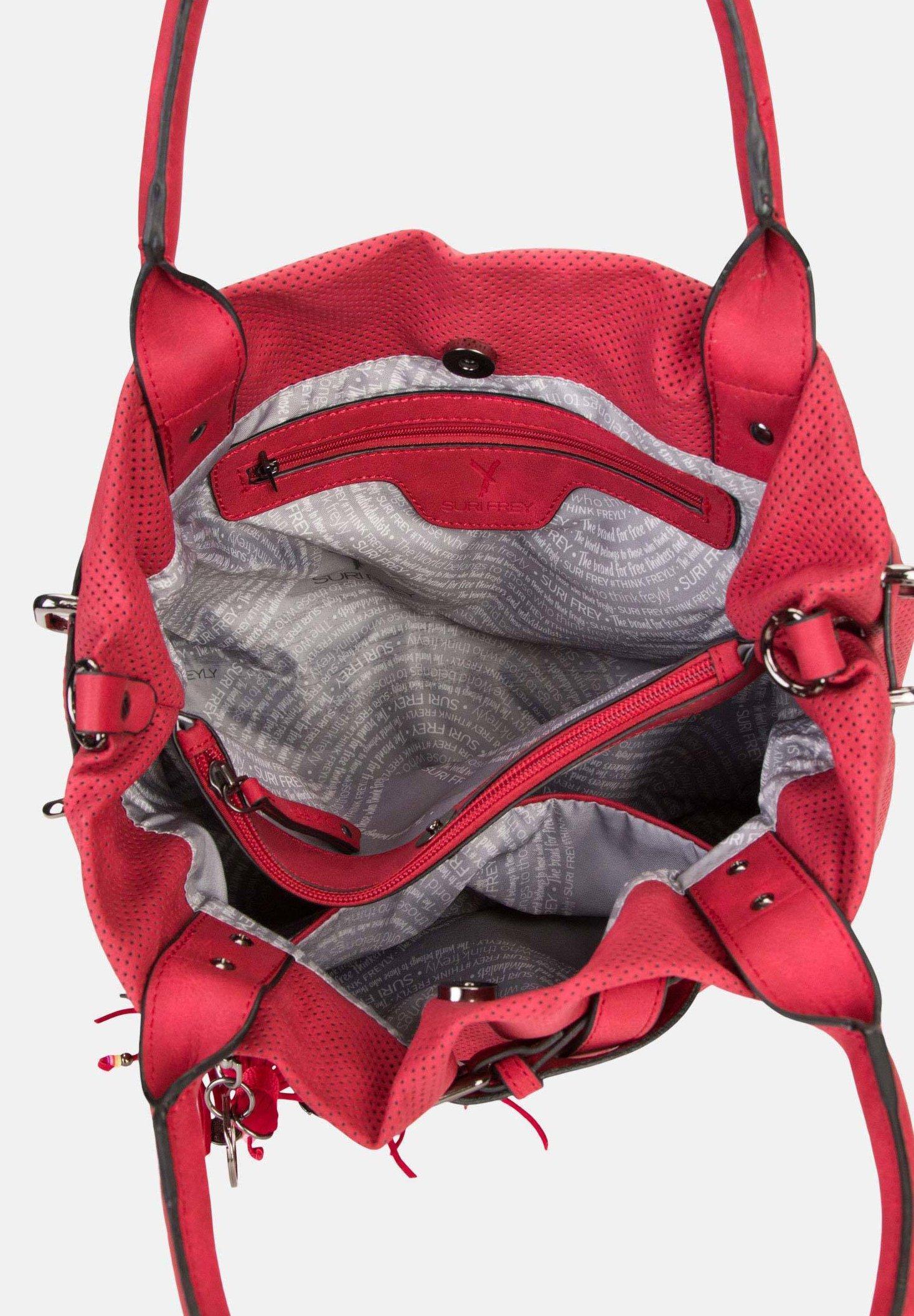 Suri Red RomyShopping Bag Frey 1u3TJ5FKlc