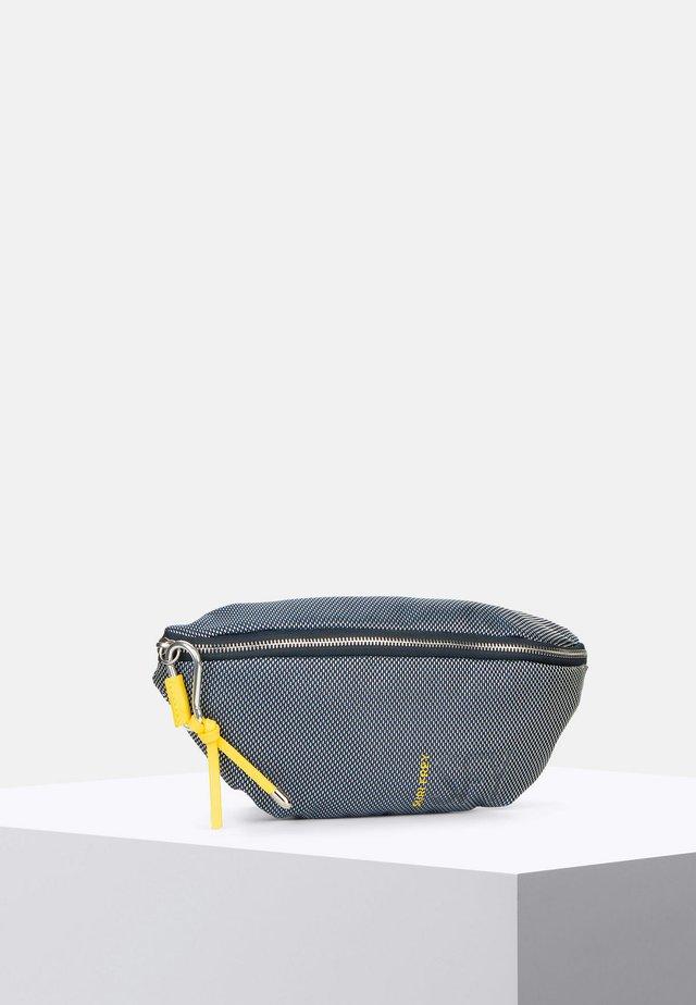 MARRY - Bum bag - blue
