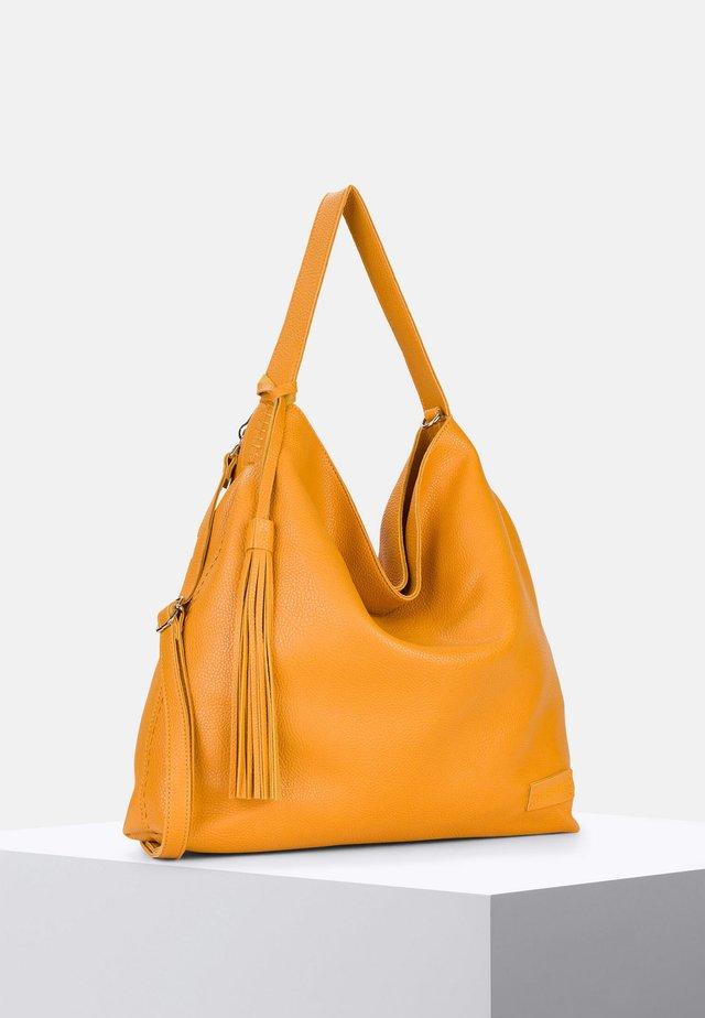 PENNY - Handbag - yellow