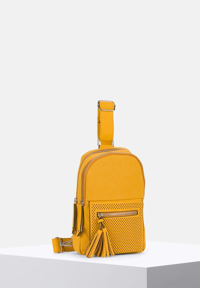 AILEY - Tagesrucksack - yellow