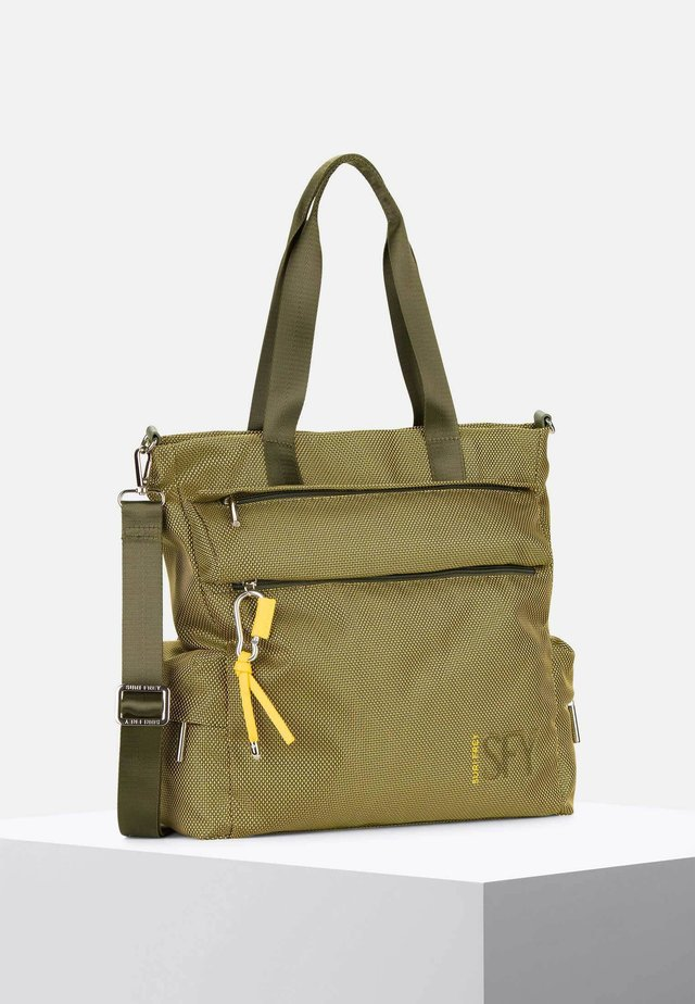 MARRY - Shopping Bag - olive