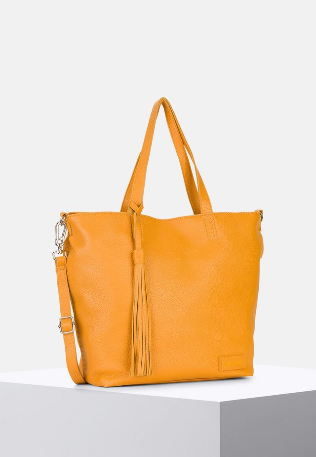PENNY - Shopping Bag - yellow