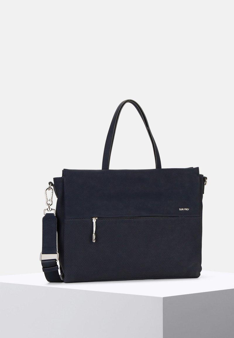 SURI FREY - ROMY BEVVY - Tote bag - blue