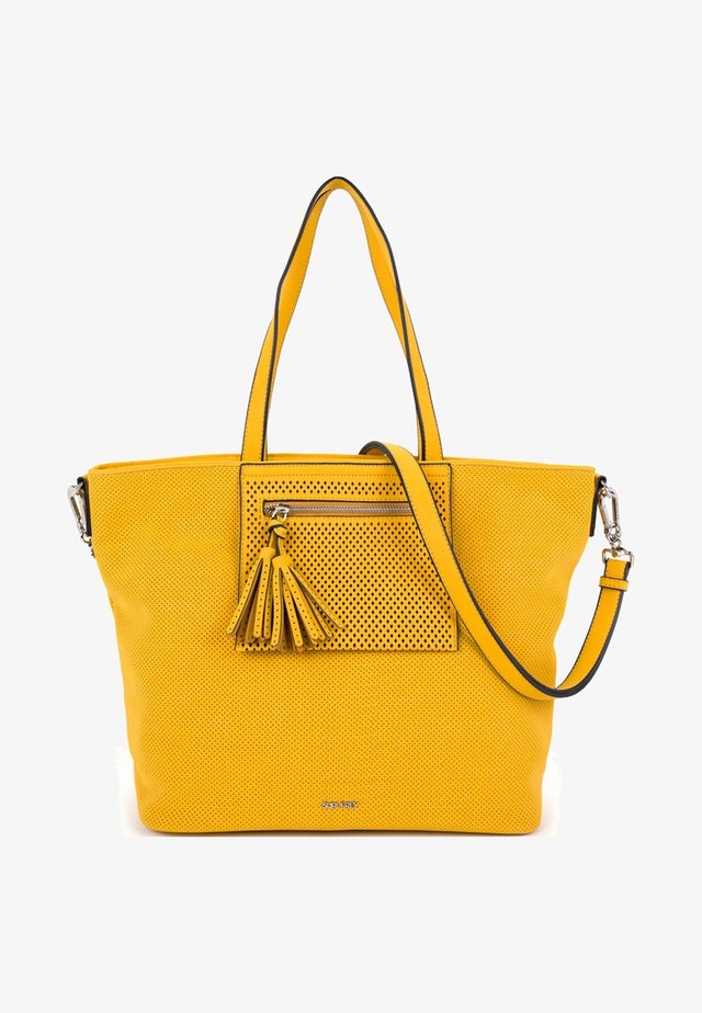 ROMY AILEY - Shopping Bag - yellow