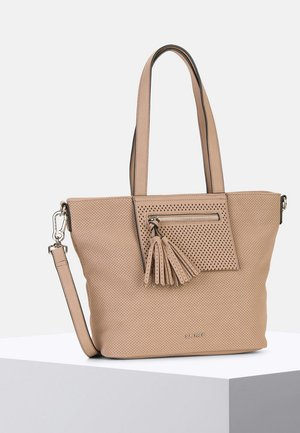 ROMY AILEY - Handtasche - taupe
