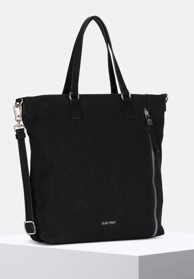 ROMY HETTY - Shopping Bag - black