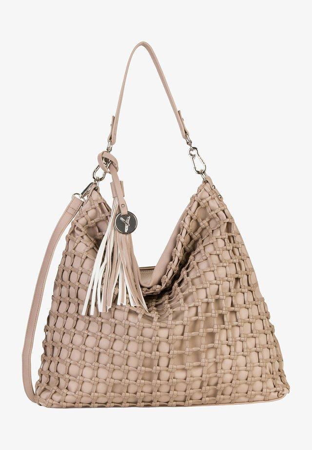 CALLY - Shopping Bag - taupe 900
