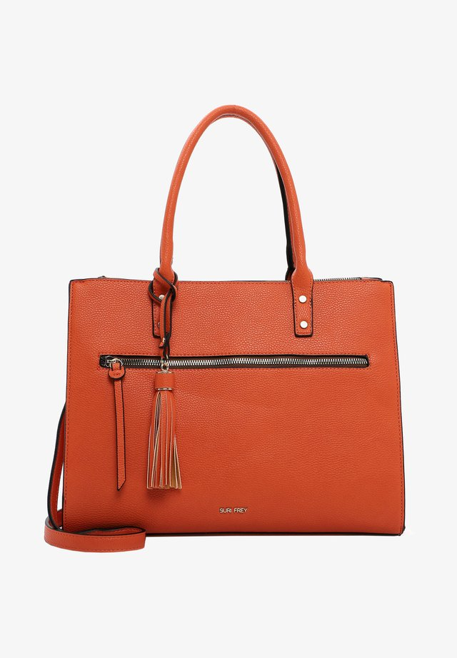 NETTY - Handbag - orange 610