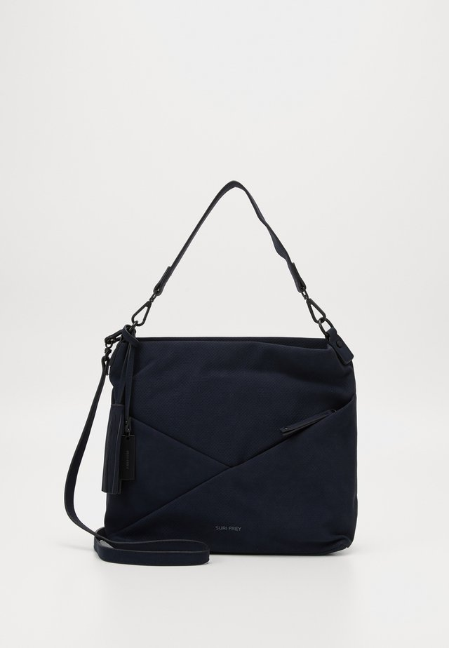 ROMY - Across body bag - blue
