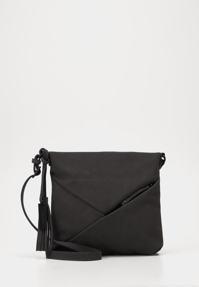ROMY-SU - Across body bag - dark grey