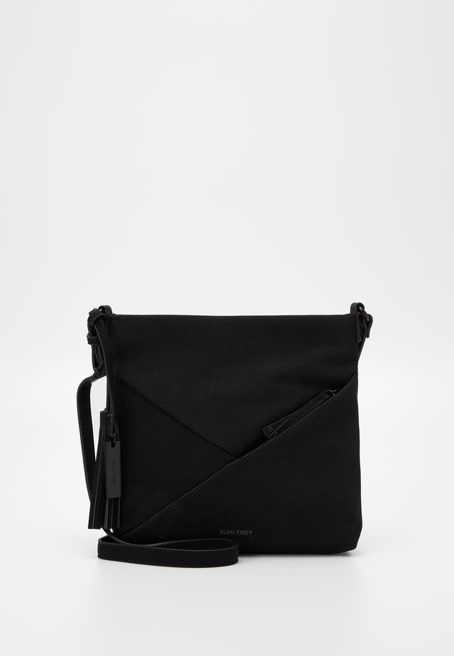 ROMY-SU - Across body bag - black