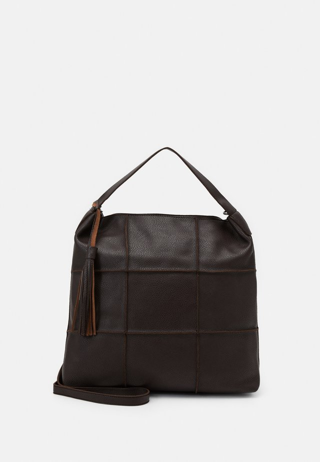 AMEY - Shopping Bag - brown