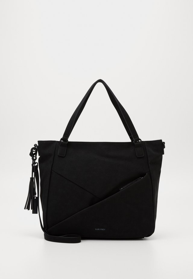 ROMY - Tote bag - black