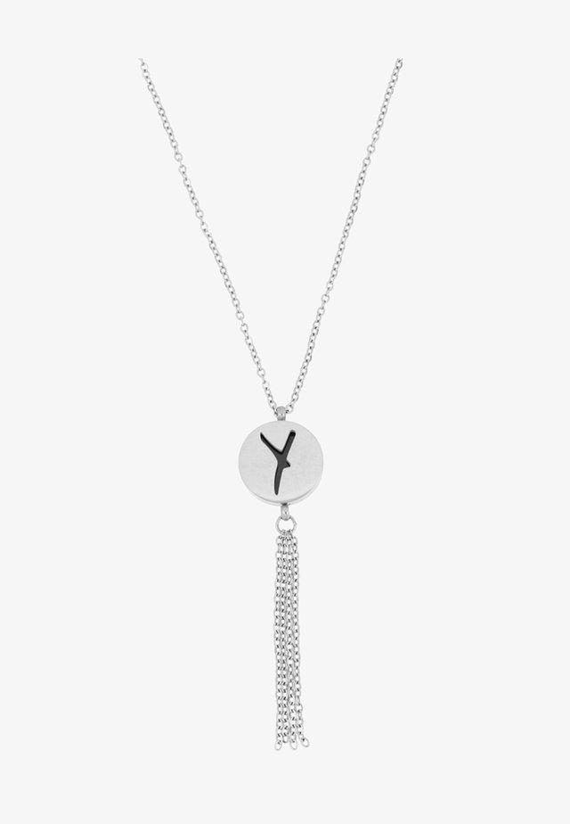 Halskette - steel