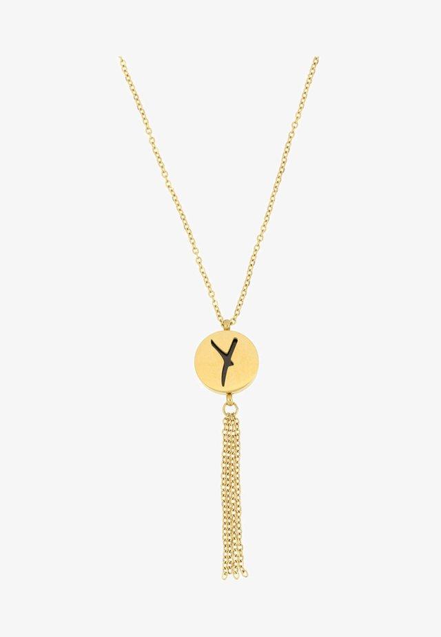 Halskette - ip gold