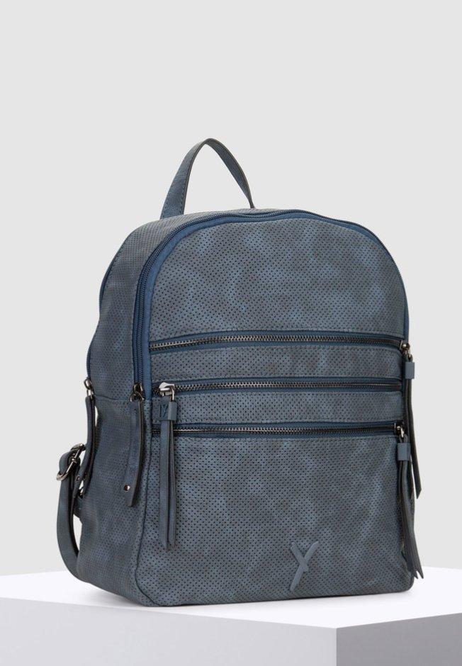 SURI FREY - ROMY - Tagesrucksack - blue