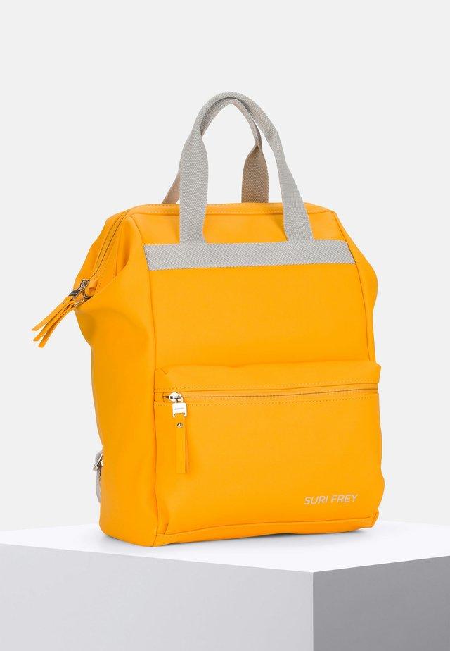 JESSY - Tagesrucksack - yellow