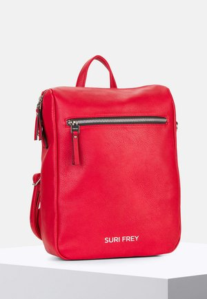 TERRY - Rucksack - red