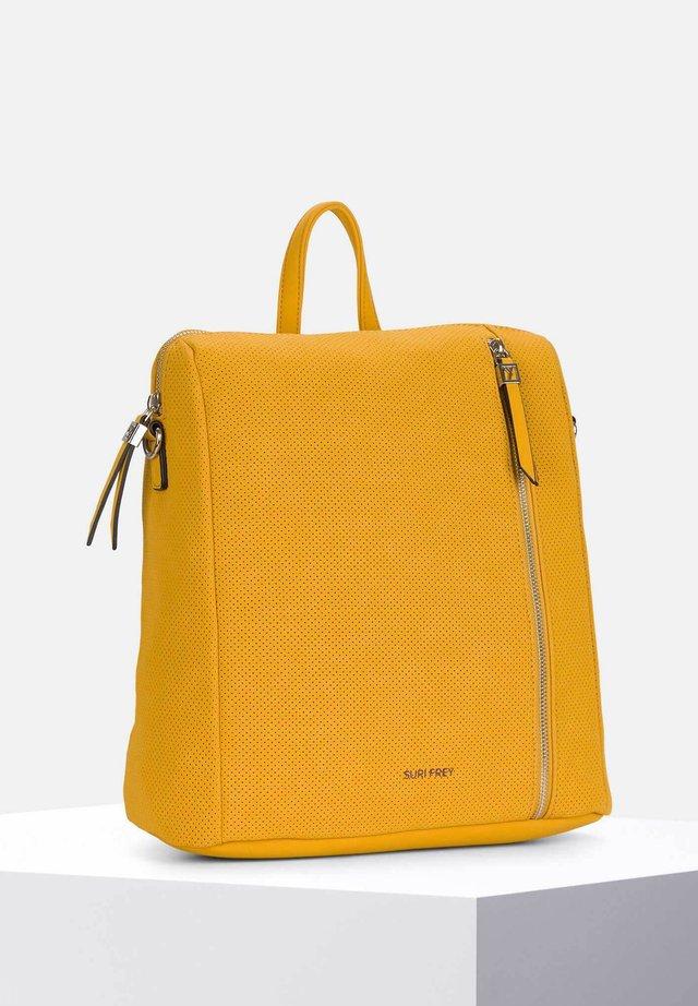 ROMY HETTY CITY  - Tagesrucksack - yellow