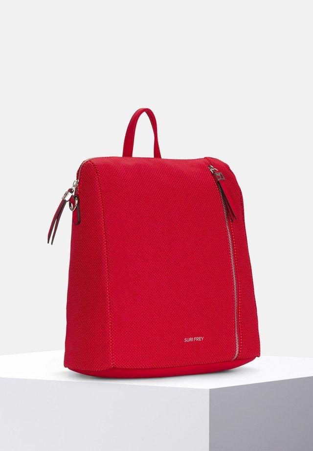 ROMY HETTY CITY  - Tagesrucksack - red