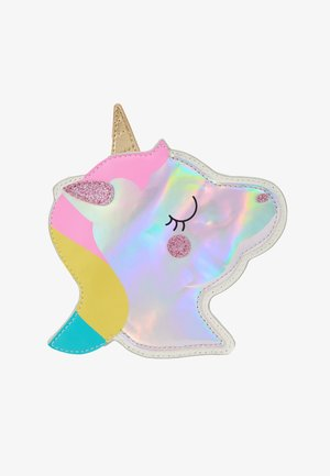 UNICORN COIN PURSE - Punge - silver