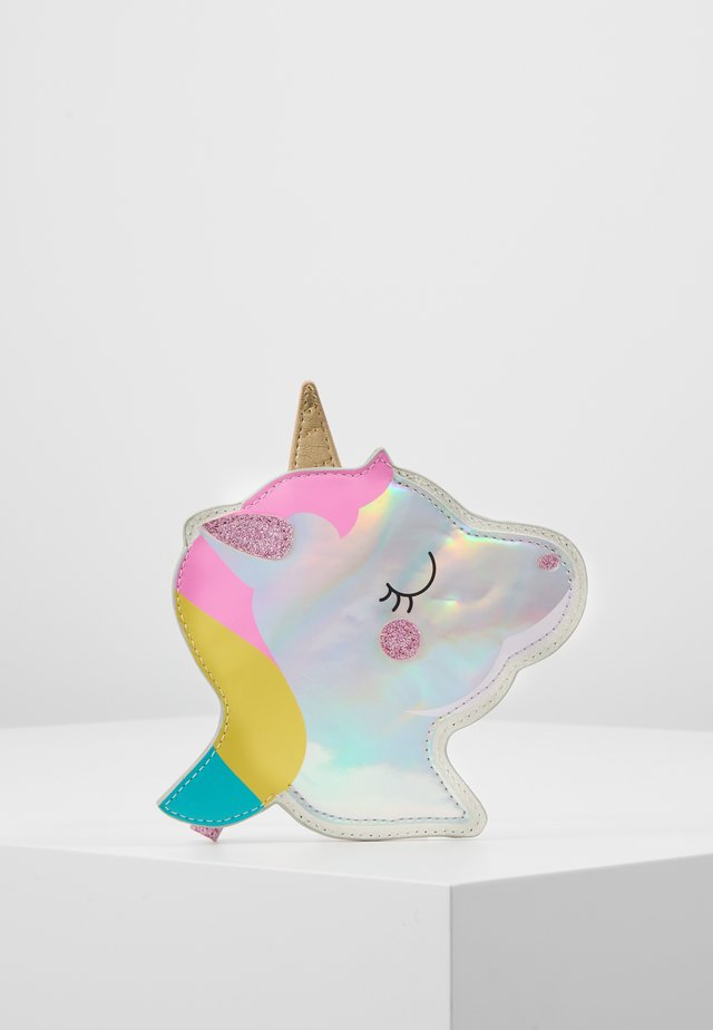 UNICORN COIN PURSE - Lommebok - silver