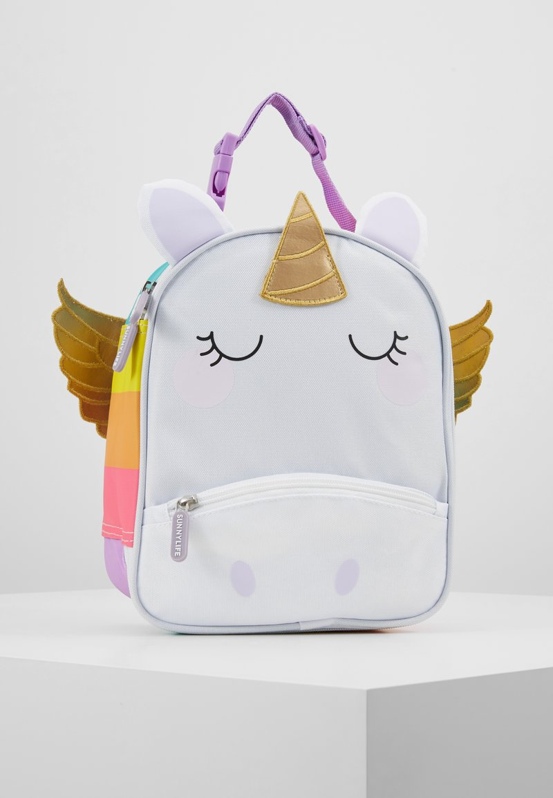 Sunnylife - KIDS LUNCH BAG - Fiambrera - white
