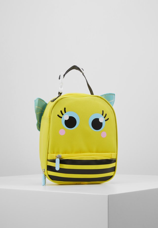 KIDS LUNCH BAG - Śniadaniówka - yellow