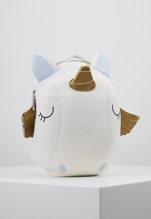 KIDS BACK PACK - Reppu - white