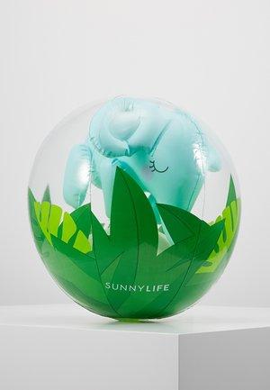 3D INFLATABLE BEACH BALL - Juguete - blue